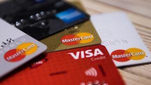 Det finns flera olika kreditkort